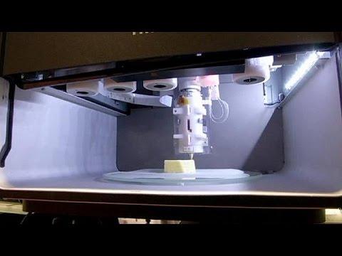 """"""" فوديني""""، طابعة ثلاثية الأبعاد لإعداد الطعام – hi-tech"""