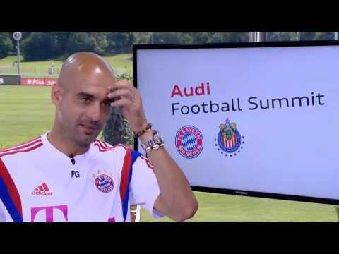 Bayern Monaco, Guardiola e la toruneè in USA: Sfida non semplice