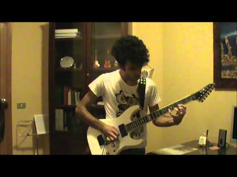 Alessandro Saja - Erotic Cakes (Guthrie Govan)