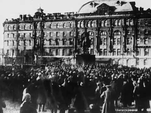 Primera Guerra Mundial: Revolución (Cap. 8).
