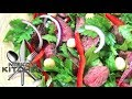 Kangaroo & Macadamia Salad - Video Recipe