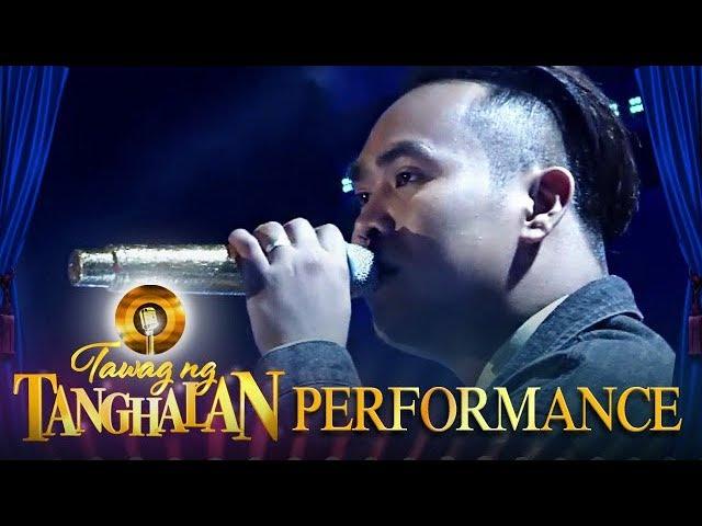 Tawag ng Tanghalan: Marco Adobas | Still Loving You (Day 1 Semifinals)