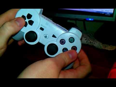 Fake PS3 Controller ( Inside )