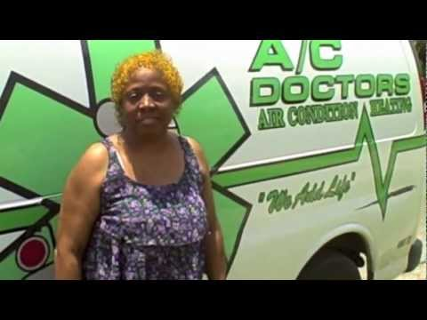 &quot;A/C Doctors San Antonio-Air Conditioning and Heating-Testimonial 4&quot;