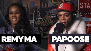 Remy Ma & Papoose On Fights, Challenges & Building A Successful Relationship