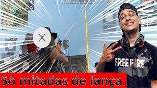 MELHORES MITADAS DO EL GATO COM LANÇA GRANADA
