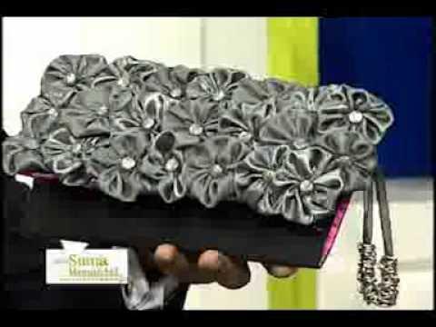 Consumanualidad carteras tipo sobre youtube - Como hacer bolsos con salvamanteles ...