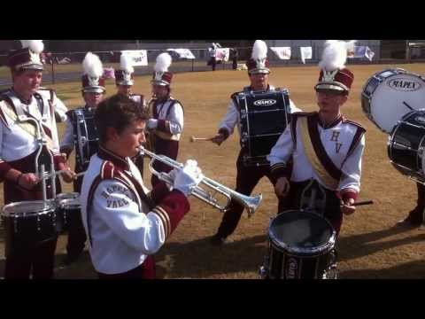 Happy Valley High School Band Covering The Beatles - Let It Be