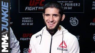 UFC Calgary: Islam Makhachev full post-fight interview