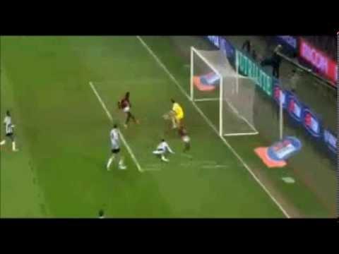 Mario Balotelli Goal ~ AC Milan vs Udinese 1-0 ( Coppa Italia ) 22/01/2014 HD