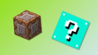 Minecraft One Command Block Creation | Lucky Lapis!