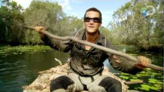 Man vs. Wild - One for the Croc | Northern Australia