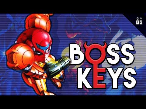 The World Design of Super Metroid | Boss Keys