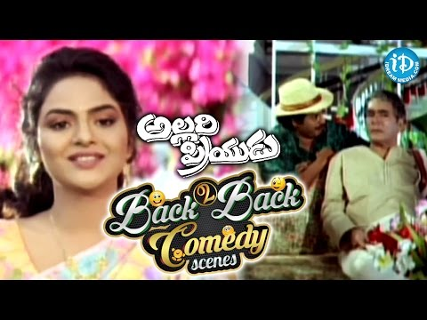 Allari Priyudu Movie Back to Back Comedy Scenes