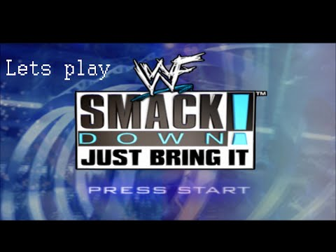 TheDominusIgnis plays Smackdown Just Bring it episode 3 thumbnail