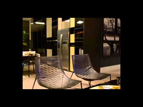 Loft de um Solteiro | Casa Cor Paraná 2013 | Arq. Jedoyne Valente & André Menin