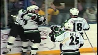 USHL: Cedar Rapids RoughRiders Rookie Dylan McLaughlin's Sick Goal Vs Green Bay (video)