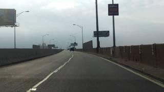 Outerbridge Crossing north/eastbound