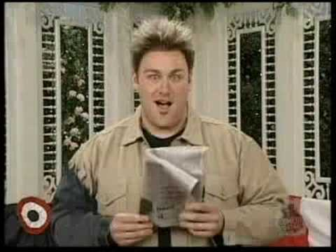 mad tv Lance Bass show