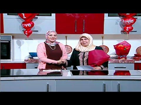 سنه اولي طبخ - البرنامج والشيف ساره عبد السلام يهنئ امهات مصر بعيد الام
