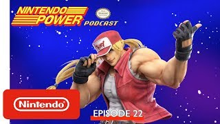 Talkin' Terry Bogard in Super Smash Bros. Ultimate! | Nintendo Power Podcast