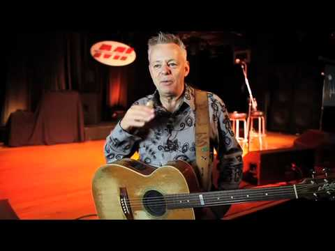 Tommy Emmanuel Guitar Clinic at MI