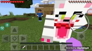 Foxy Minecraft Skin Youtube Downloader Free Mufreecom - Minecraft skins spiele
