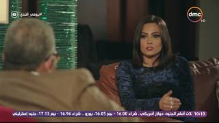 بيومي أفندي - الفنانة / بشرى ... عن تجربتها في فيلم تيتانيك النسخة العربي