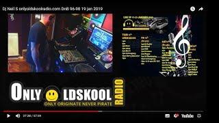 Dj Neil S onlyoldskoolradio.com DnB 96-98 19 jan 2019