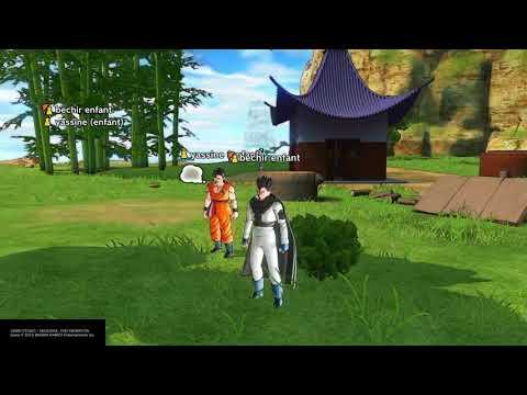 Kid dragon ball super budokai Xen ep 5 yassir vs majin buu