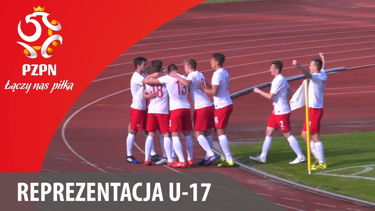 U-17: Skrót meczu Polska - Grecja
