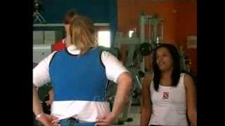 Cagando na academia - Hidden Camera 07-07-2013