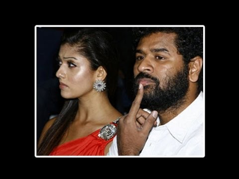 No comments on Nayantara: Prabhudeva