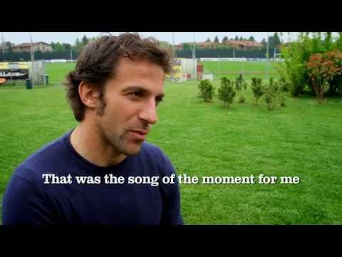 Del Piero talks about Oasis
