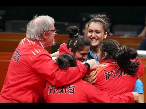 Manika Batra Reveals What Inspired India's Golden Show In Table Tennis Final At Commonwealth Games