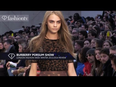 Fashion Week - London Fashion Week Fall/Winter 2013-14 | Fashion Week Review | FashionTV