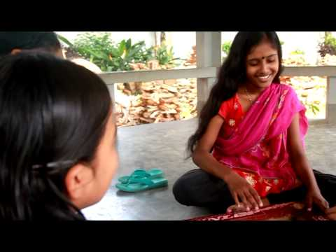 Rosalie Rendu Hostel - Aida Bangladesh video