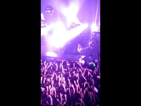 Black Veil Brides Guadalajara Live 18/04/2015