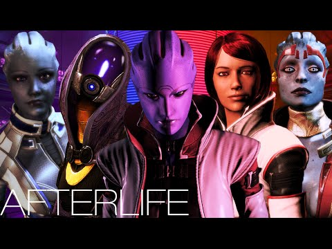 Misc Computer Games - Mass Effect 2 - Club Afterlife