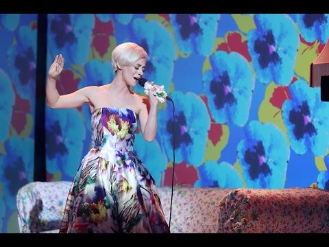 Elena Rivera imita a Miley Cyrus - Tu cara me suena