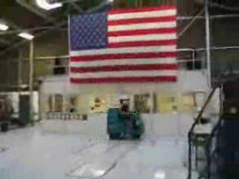 Floor zamboni for Floor zamboni