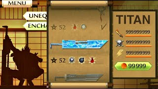 Shadow Fight 2 The Most Dangerous Ice Giant ICE Titan Sword - Let's Freeze the Opponent
