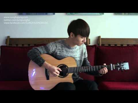 (2ne1) Come Back Home - Sungha Jung (unplugged Version) video