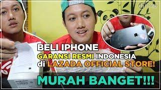 Beli iPhone 7 Plus di Lazada Apple Official Store! MURAH BANGET!!!