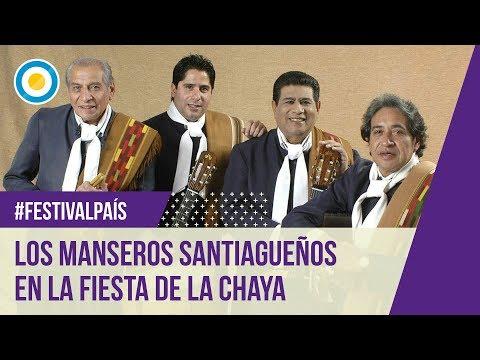 Fiesta de la Chaya - Los Manseros Santiagueños - 11-02-13 (1 de 2)