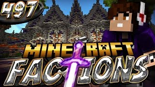 Minecraft: Factions Let's Play! Episode 497 - CAUGHT OFF GUARD!
