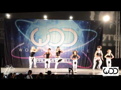 8 Flavahz | World of Dance LA 2013 | Step x Step Dance