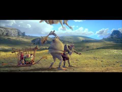La leyenda del martillo mágico: Thor - Trailer español HD