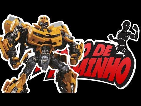 Bando de Hominho - Bumblebee MPM-3 by Takara Tomy