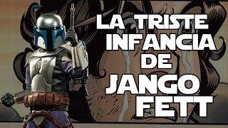 La Triste Infancia De Jango Fett - Star Wars Mandalorianos